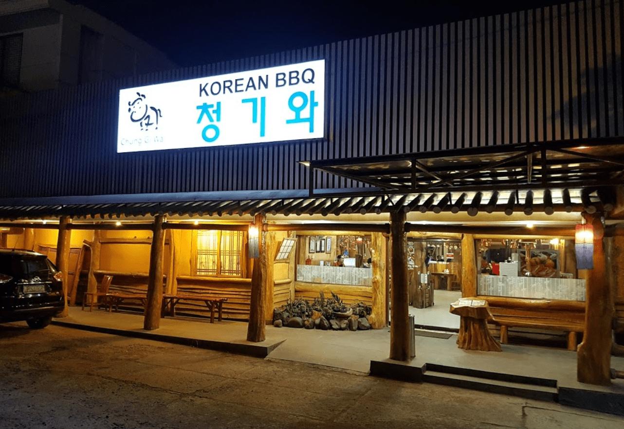 Chung Gi Wa Korean BBQ