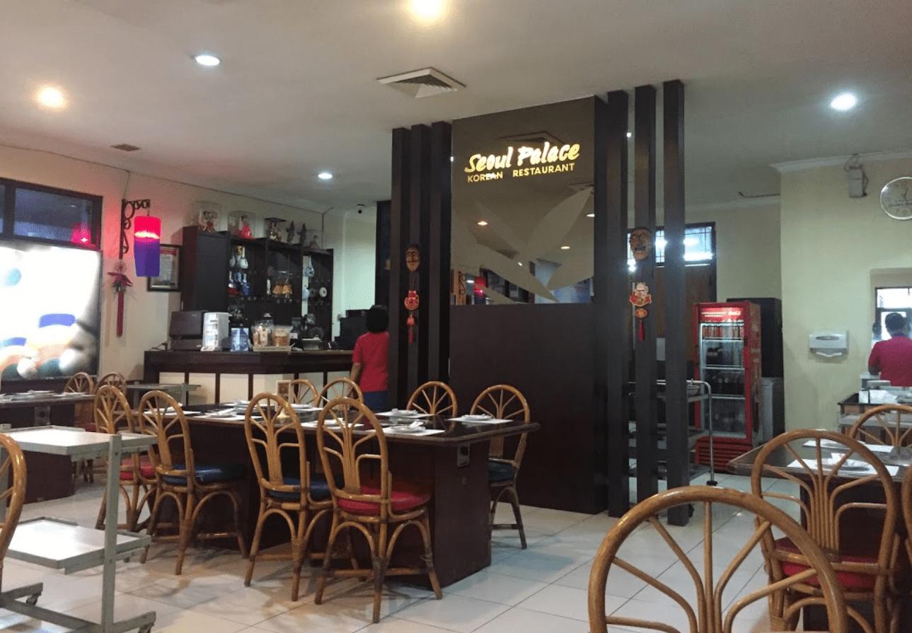 Seoul Palace Korean Restaurant