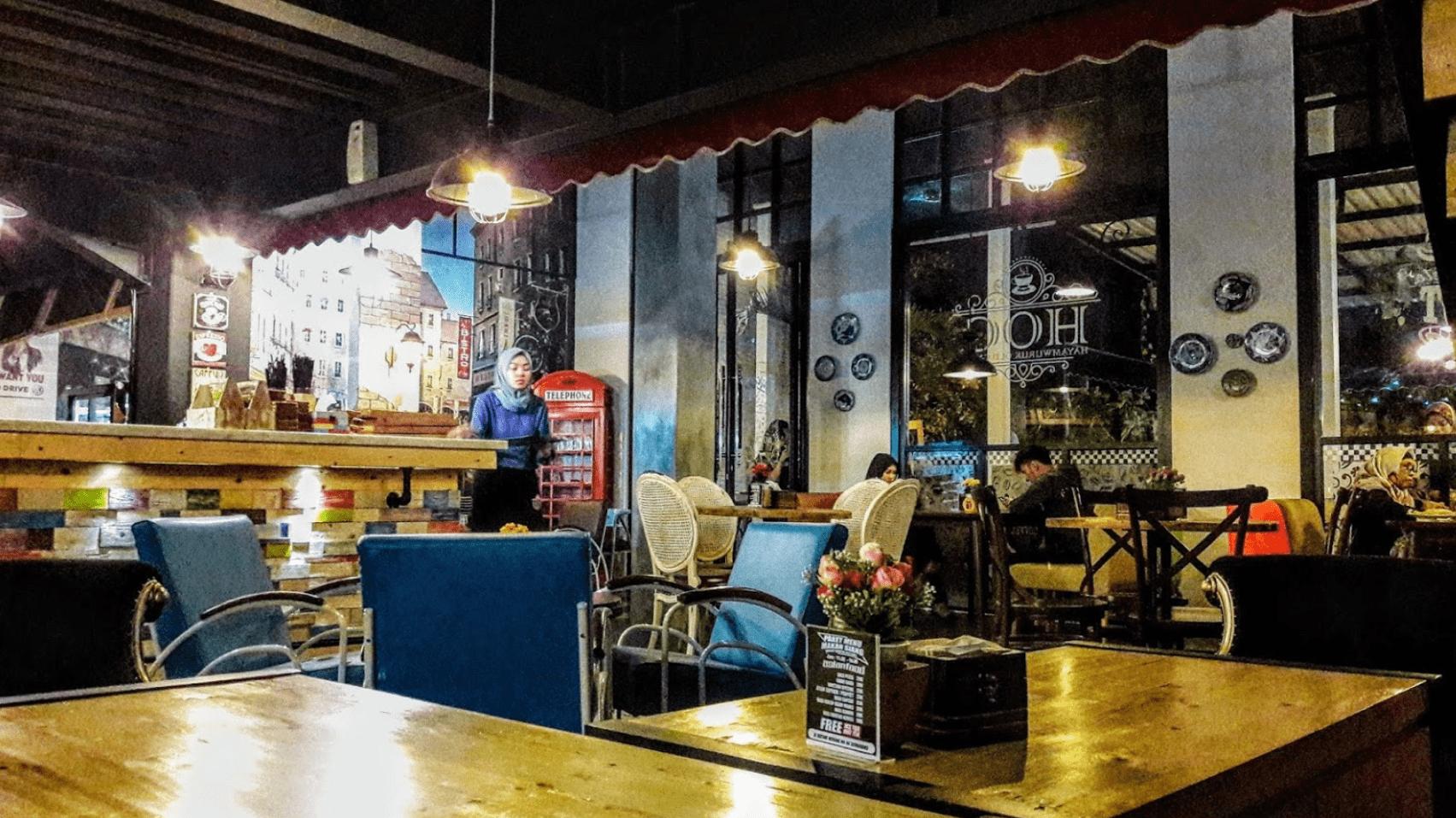 Kafe HOC Semarang