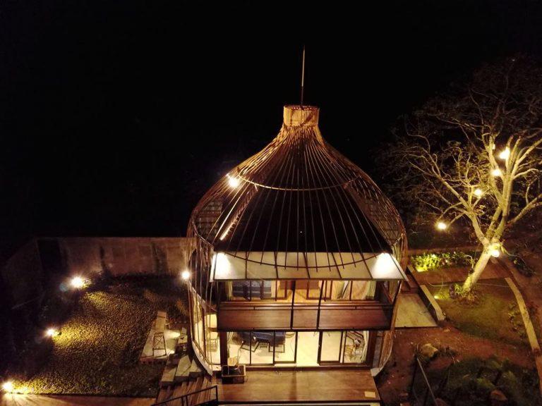 Villa Penginapan Bubu Jungle Resort Bandung